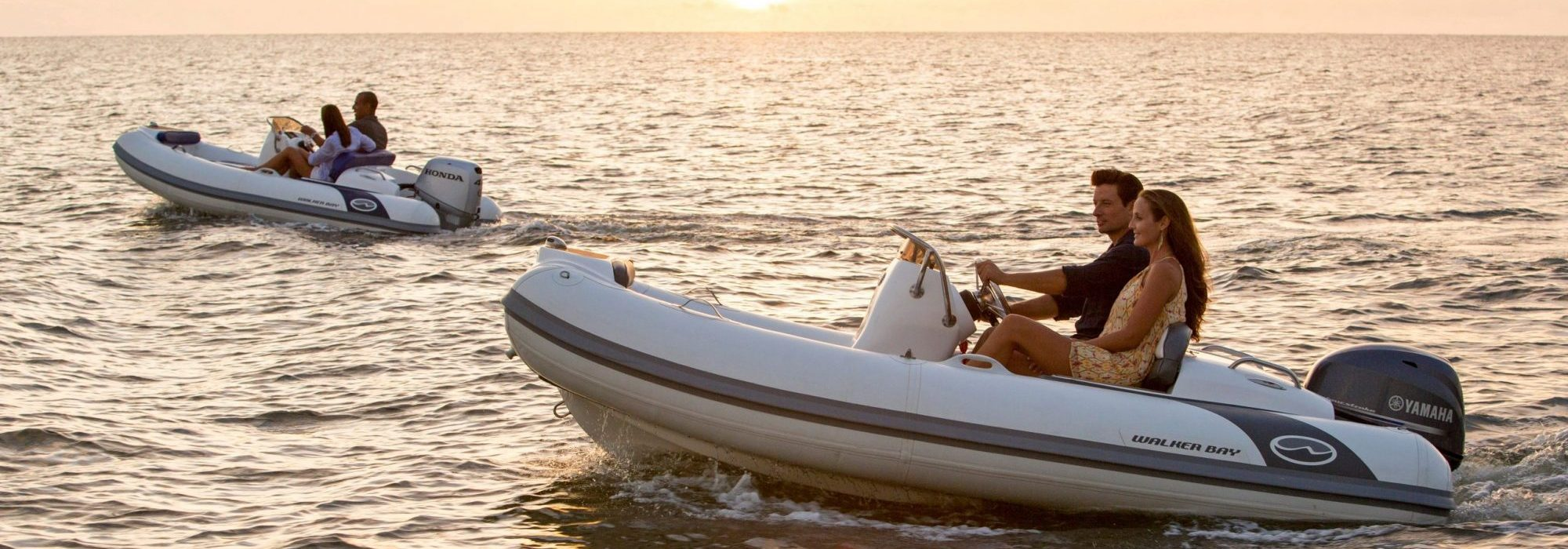 Walker Bay sunset cruising